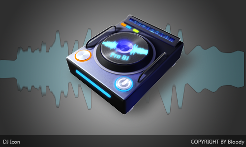 DJ Icon by tuziibanez