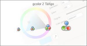 gcolor Tango --Tango style