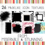 26 Icon Textures