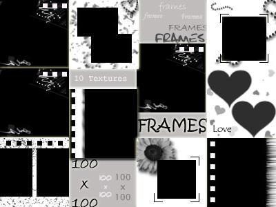 masklar 10_Frame___Textures__100_x_100_by_ncis_freaky
