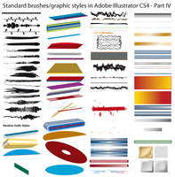 Standard brushes CS4 - Part IV by Possy73