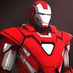 Iron Man Mark XXXIII (Now on SFM Workshop)