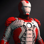 Iron Man Mark V (Now on SFM Workshop)