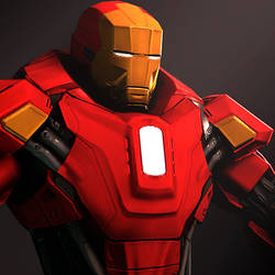 Iron Man Mark XXXV (Now on SFM Workshop)