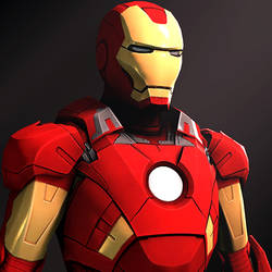 Iron Man Mark VII (Now on SFM Workshop)