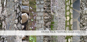 Stone Texture Pack- Cold Color