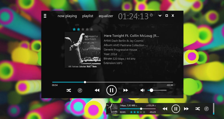 Style X v1.01 for Aimp3.60 by amdpastrana