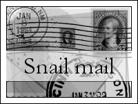 PSP 8 Brush - Snail Mail by agent-provocateur