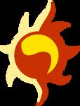 Yin Yang Sun Cutie Mark