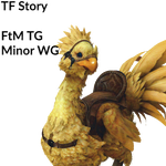 Pick One - Chocobo TF/TG [Commission] by Roundabbout