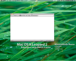 Mac OS X Leopard 2.11 Final by blitzr