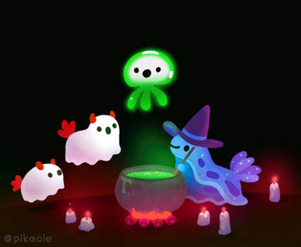 How to make Ghost Jellyfish