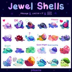 Jewel Shells