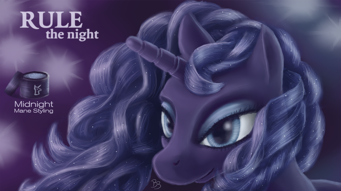 Rule the Night by BronyBiscuitBites