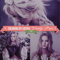 Vanity Pure #25 by Sativa by Rainbowepidemic
