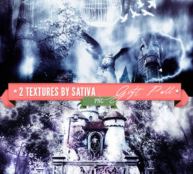 Textures Gift Pack 04 by Sativa