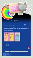 Nyan Cat Skin Version 1 by Metterschlingel
