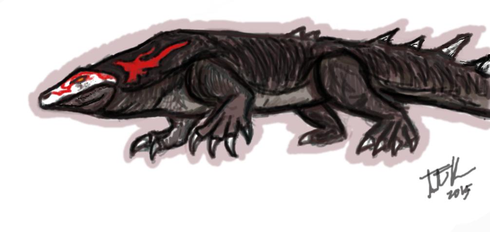 Rwby Lizard Faunus Fanfiction