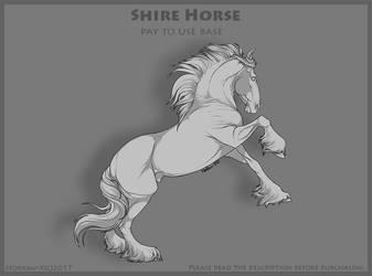 Shire Rearing |P2U base|
