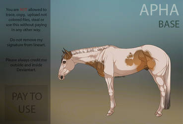 APHA  PAY TO USE  by HorRaw-X
