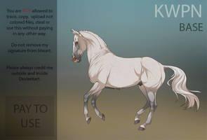 KWPN  P2U Base  by HorRaw-X