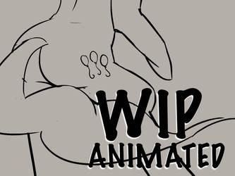 Party Butt Twerk (wip) by its-lizombie