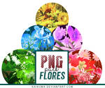 PNG Pack Flores