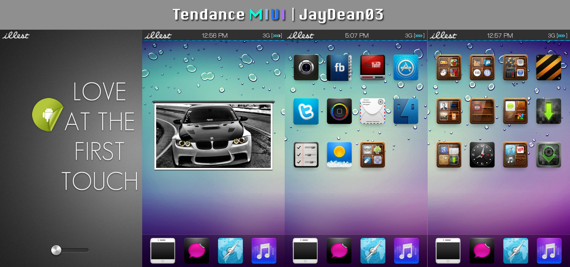 Tendance MIUI by JayDean03
