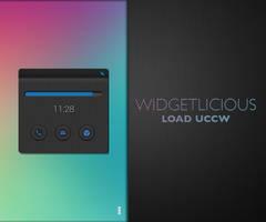 WIDGETLICIOUS: LOAD UCCW by JayDean03