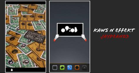 Kaws N Effekt