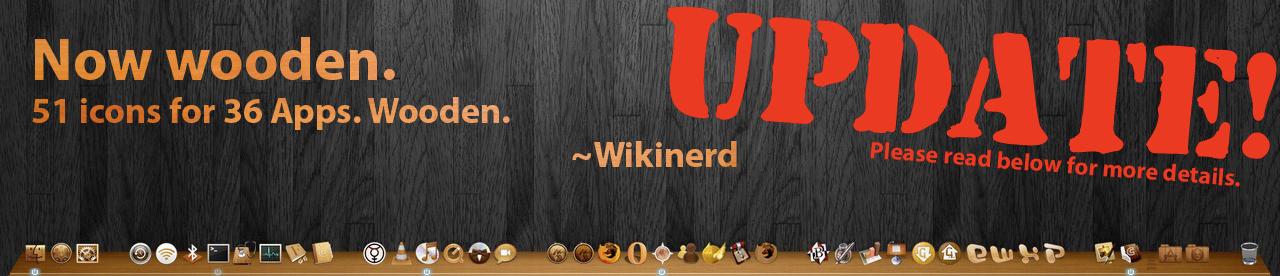 Now Wooden by wikinerd