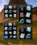 Windows Vista beta 2 launchers