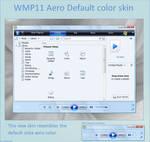WMP11 Aero Default skin