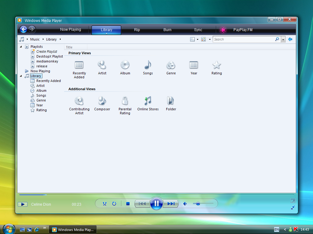 Cara Mudah Install Windows Media Player 11 (WMP 11) tanpa validasi WGA