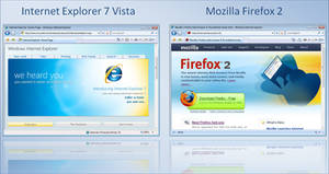 Firefox to IE7 look - tutorial by fediaFedia