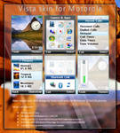 Vista Basic skin for Motorola