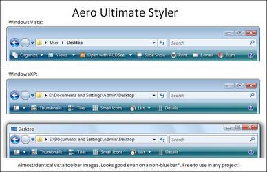 Aero Ultimate Styler by fediaFedia