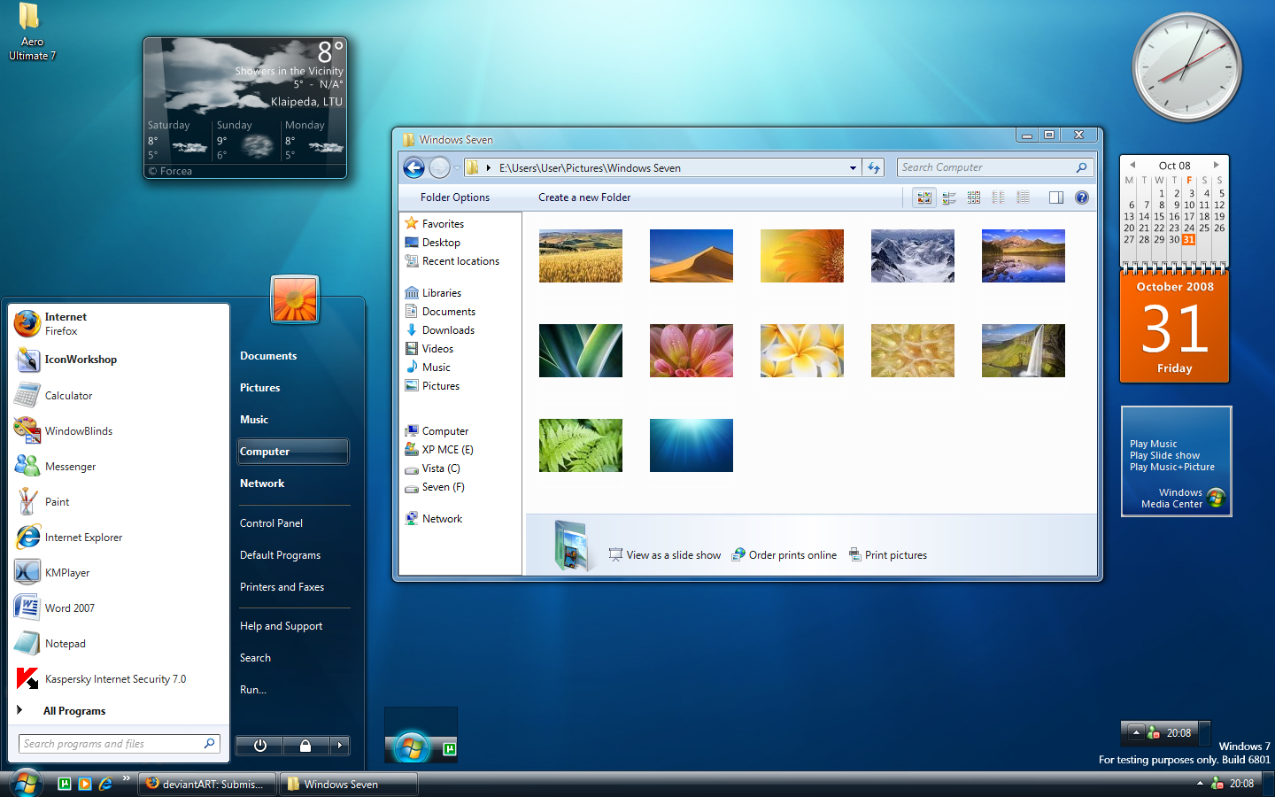 Mini-Windows 7 Ultimate Торрент