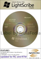 Windows 7 Beta Lightscribe upd by fediaFedia
