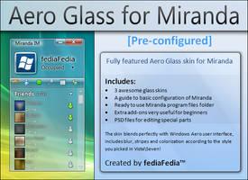 AeroGlass 4 Miranda preconfig by fediaFedia