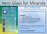 AeroGlass 4 Miranda preconfig