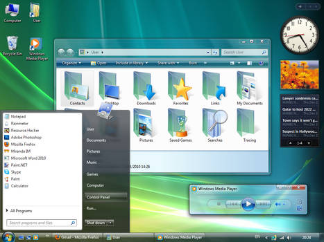 Vista VS for Windows 7 FINAL by fediaFedia