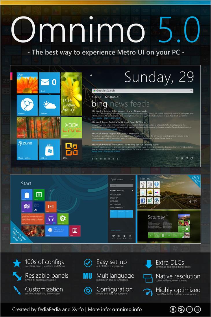 Rainmeter Enigma Skin  Windows 7 Black Edition by LightYagami16 on