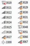 Windows 8 Tray icons