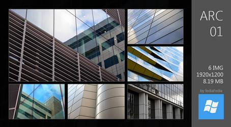 ARC 01 Wallpaper Pack by fediaFedia