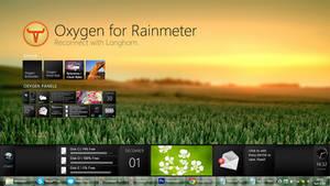 Longhorn Oxygen for Rainmeter / Omnimo