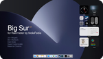 Big Sur 1.0 BETA for Rainmeter