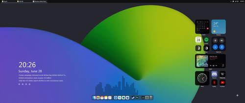 [Animated] Late June Desktop