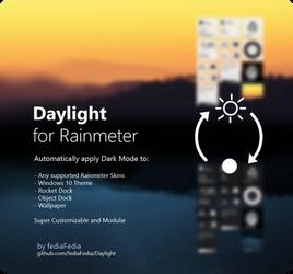 Daylight for Rainmeter 1.0.1