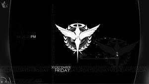Gundam 00 Rainmeter Theme